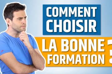 CommentChoisirLaBonneFormation