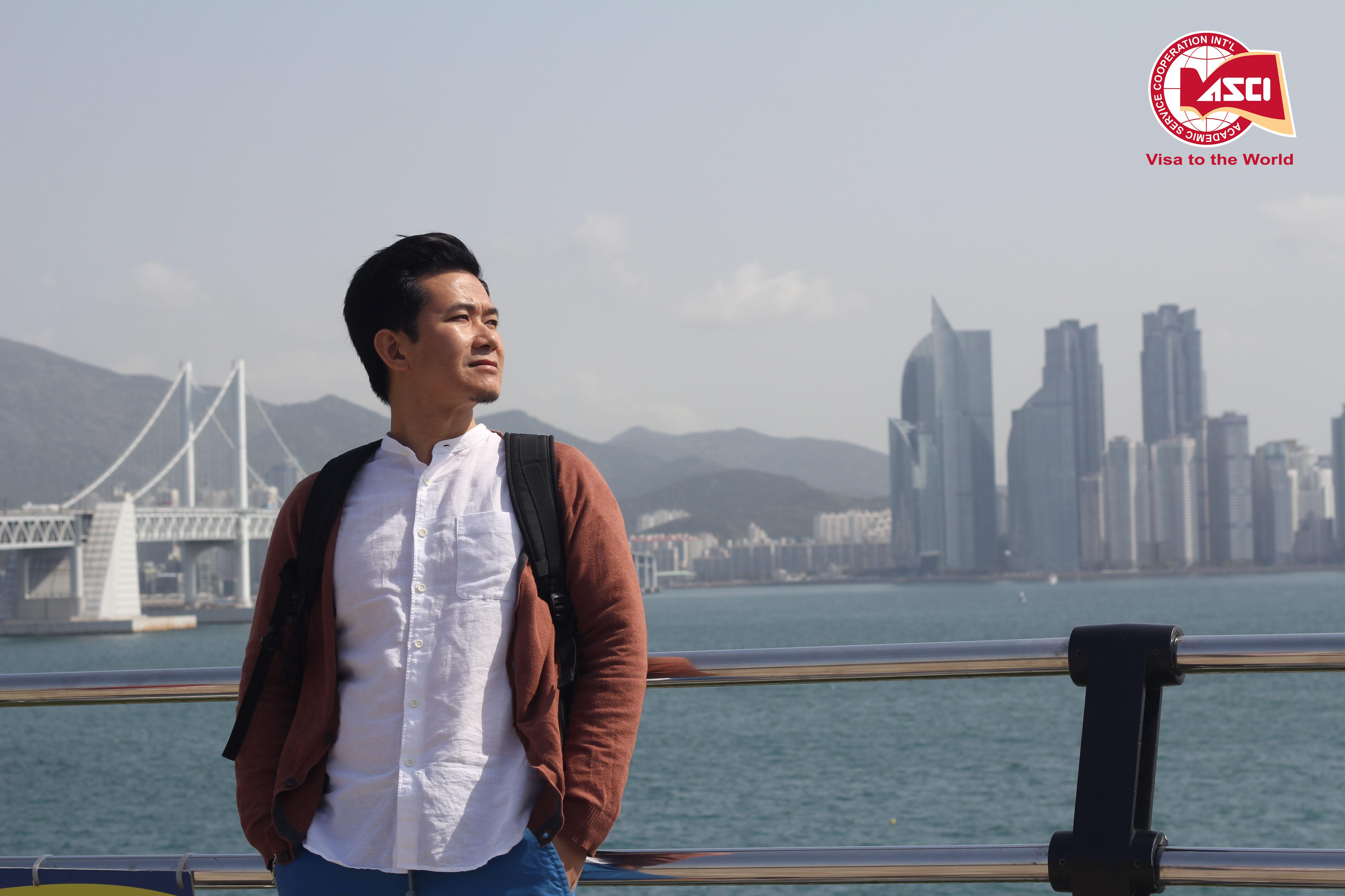 Khám phá thành phố biển tuyệt đẹp _Busan