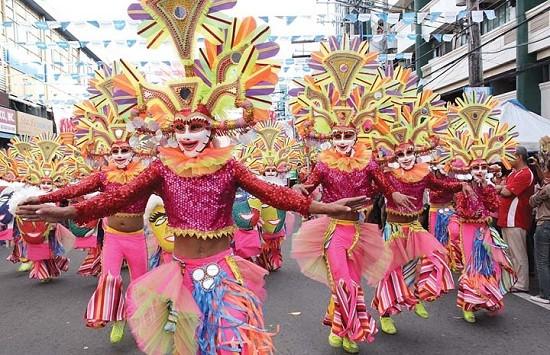 Lễ hội Masskara - Nét văn hóa tượng trưng cho hình ảnh của thành phố Bacolod