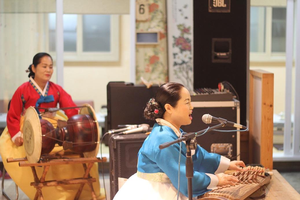 Jeonju - nơi lưu giữ các bộ môn âm nhạc truyền thống của Hàn Quốc