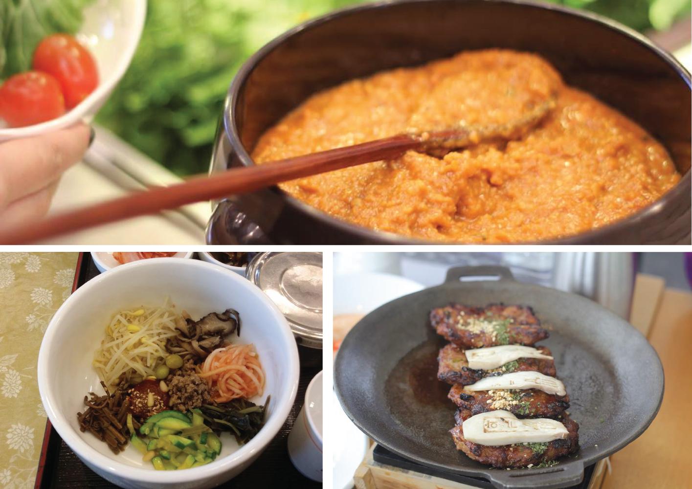 Ẩm thực tại Jeonju