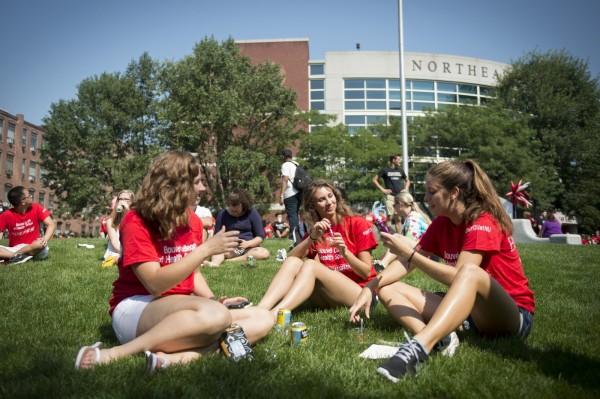 Chương trình Hoàn tất Cử nhân là chương trình thế mạnh tại Đại học Northeastern
