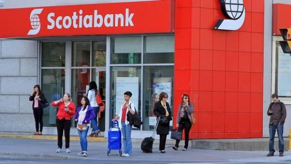 Scotiabank - Ngân hàng tham gia chương trình visa CES