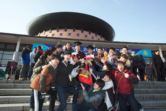 Đại học quốc gia Chonbuk được xếp vào danh sách các trường xét tuyển visa thẳng