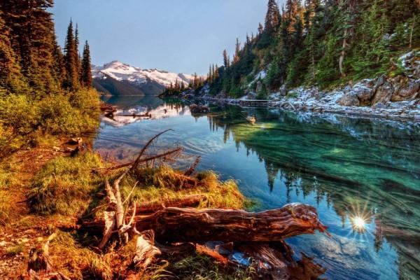 Canada là một trong ba nước có điều kiện sống tốt nhất hành tinh