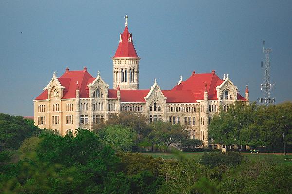 Khung cảnh Đại học St. Edward's (St. Edward's University)