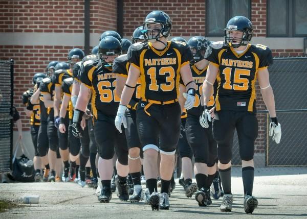 Panthers là tên gọi đội thể thao tại UWN, linh vật của đội cũng chính là chú báo đen