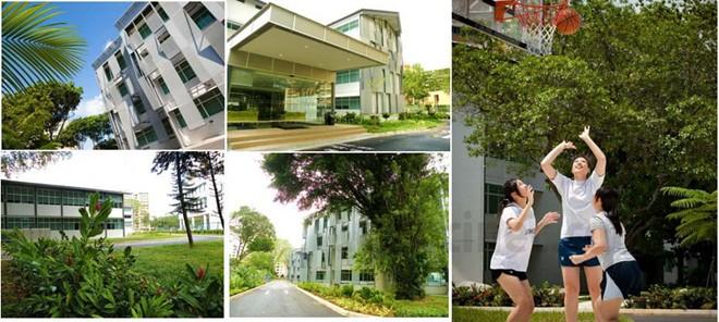 Đại học Curtin Singapore nổi tiếng về môi trường học tập hiện đại