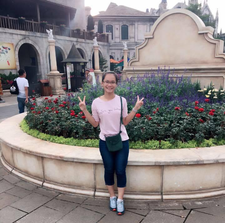 Quãng thời gian học tiếng Anh tại Philippines đã để lại nhiều kỷ niệm đẹp với Giao Linh