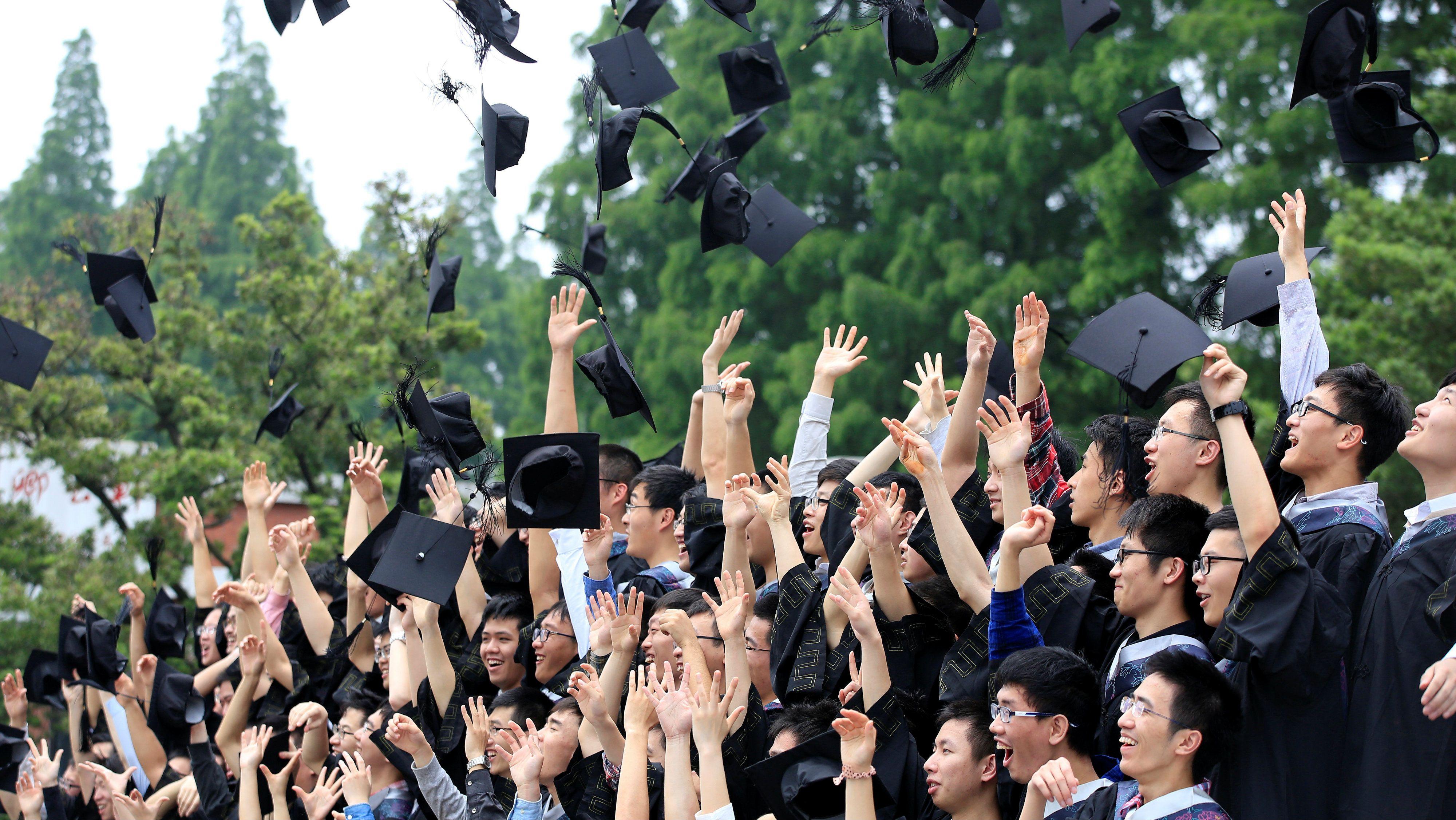 Bằng cấp tại Trung Quốc được nhiều quốc gia công nhận