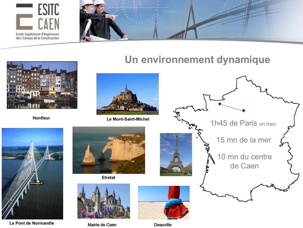 Thành phố Caen - Địa điểm du học lý tưởng tại Pháp