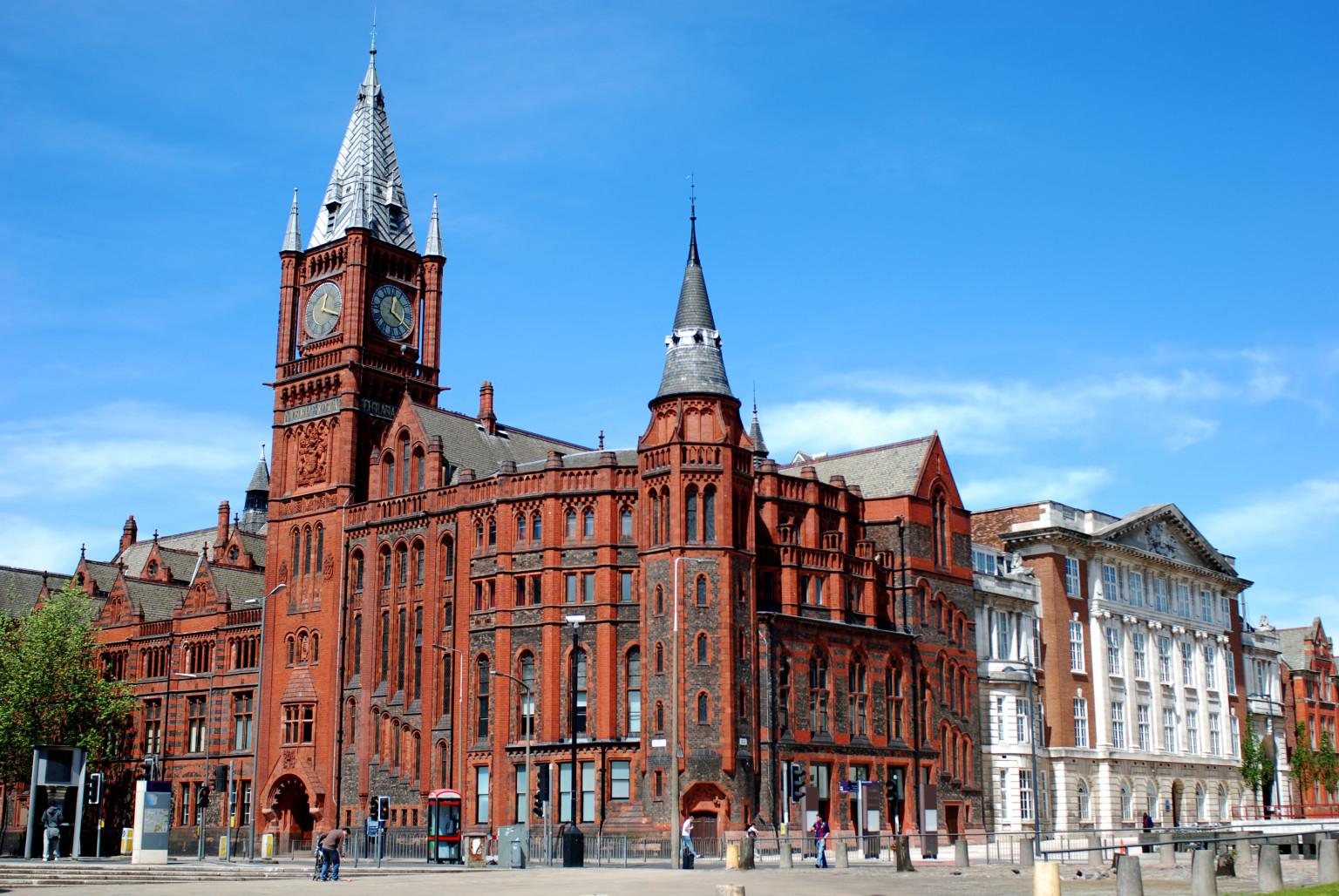 The University of Liverpool Victoria Building