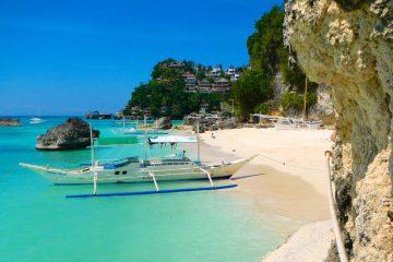 """Boracay – Hòn đảo """"thiên đường hạ giới"""" của Philippines"""