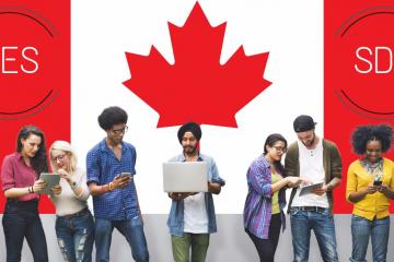 Visa CES sắp hết hạn! Hãy nộp hồ sơ visa du học Canada ngay!