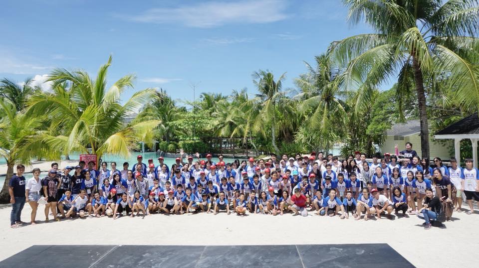 Hình ảnh các học sinh tham gia du học hè CIA 2018