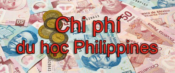 chi phi du hoc philippines