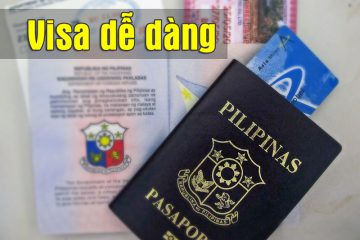 Xin visa du học Philippines dễ hay khó?