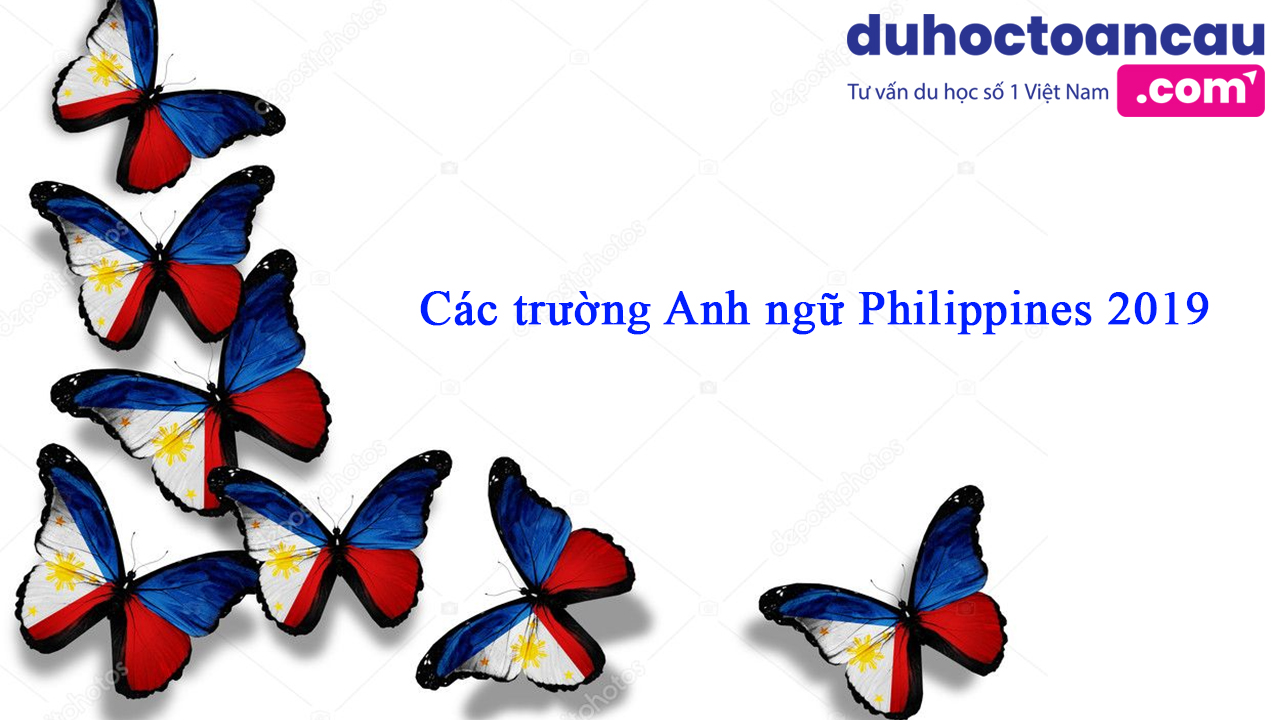 cac truong Anh ngu Philippines