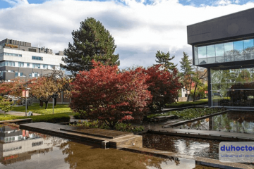 """Langara College - 1 trong 3 trường cao đẳng công lập lớn nhất tại """"Thành phố lý tưởng nhất trên thế giới để sống"""" Vancouver"""