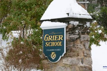 Tại Grier, học sinh được tự do khám phá những cơ hội mới trong một môi trường hỗ trợ và khuyến khích