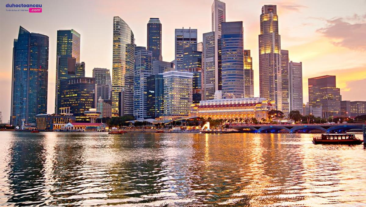 6 truong Singapore tai ngay hoi du hoc toan cau
