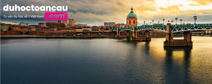 Du học Pháp ngành Y tại thành phố Toulouse