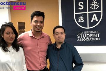 Hội thảo du học Úc – Học bổng đến 70% từ James Cook University Brisbane