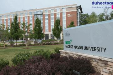 Du học Mỹ bằng Thạc sỹ Quản trị kinh doanh (MBA) tại George Mason University