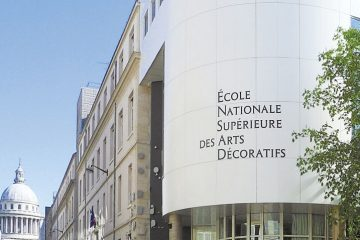 Học thiết kế thời trang ở trường công lập Pháp École Nationale Supérieur des Arts Décoratifs