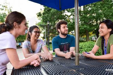 Du học Mỹ nhận học bổng 100% chương trình học tiếng Anh