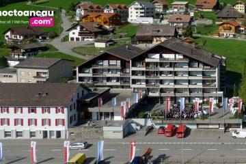 Học viện HTMi - ngôi trường hiện đại bậc nhất Thụy Sĩ