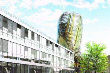 Kiến trúc độc đáo của Vatel Bordeaux