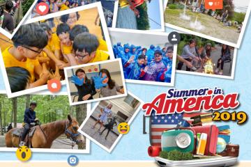 Trại hè Mỹ American Scholar Group 2020