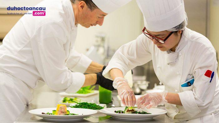 Học viện nghệ thuật ẩm thực CAA thực sự mang đến một trải nghiệm độc đáo cho sinh viên