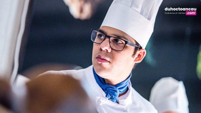 Chương trình đạo tạo lấy chứng chỉ cao cấp về nghệ thuật ẩm thực  tại CAA