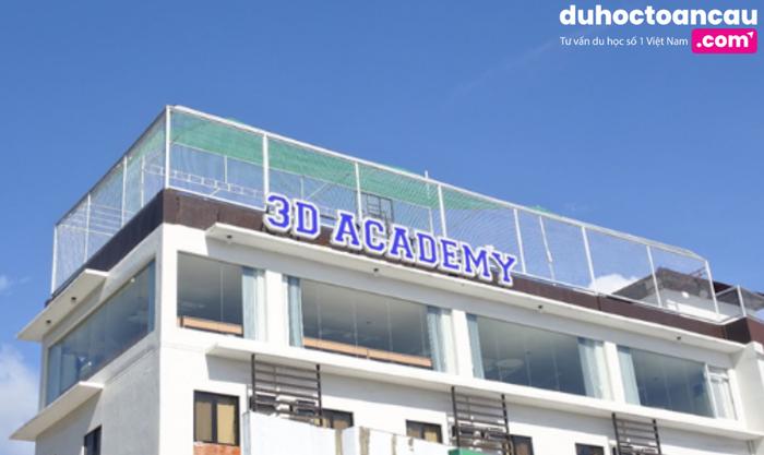 Cơ sở mới của 3D Academy