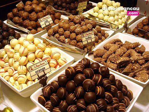 Chocolate của Thụy Sĩ nổi tiếng đứng vào hàng ngon nhất thế giới